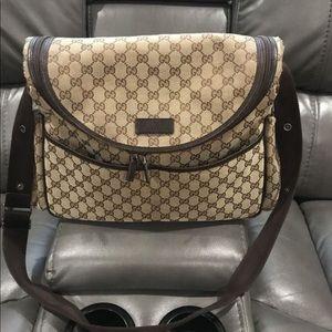 Gucci Bags - Authentic Gucci diaper bag